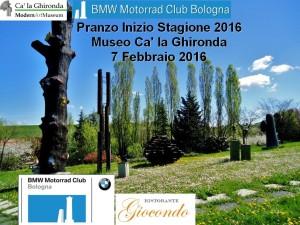 Pranzo di Inizio Stagione 2016 - Domenica 7 Febbraio 2016 @ Ca' La Ghironda | Ponte Ronca | Emilia-Romagna | Italia