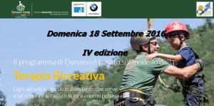 Dynamo Camp IV Edizione - Bmw Per Dynamo