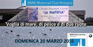 Voglia di mare, di pesce e di due ruote @ La Pantofla - Circolo Pescatori di Cervia | Cervia | Emilia-Romagna | Italia