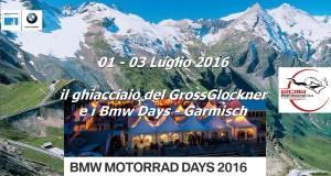 BMW days Garmisch - Il ghiacciaio del GrossGlockner