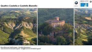 Quattro Castella e Castello Bianello