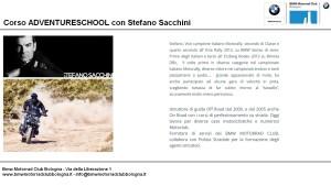 Corso AdventureSchool - Stefano Sacchini