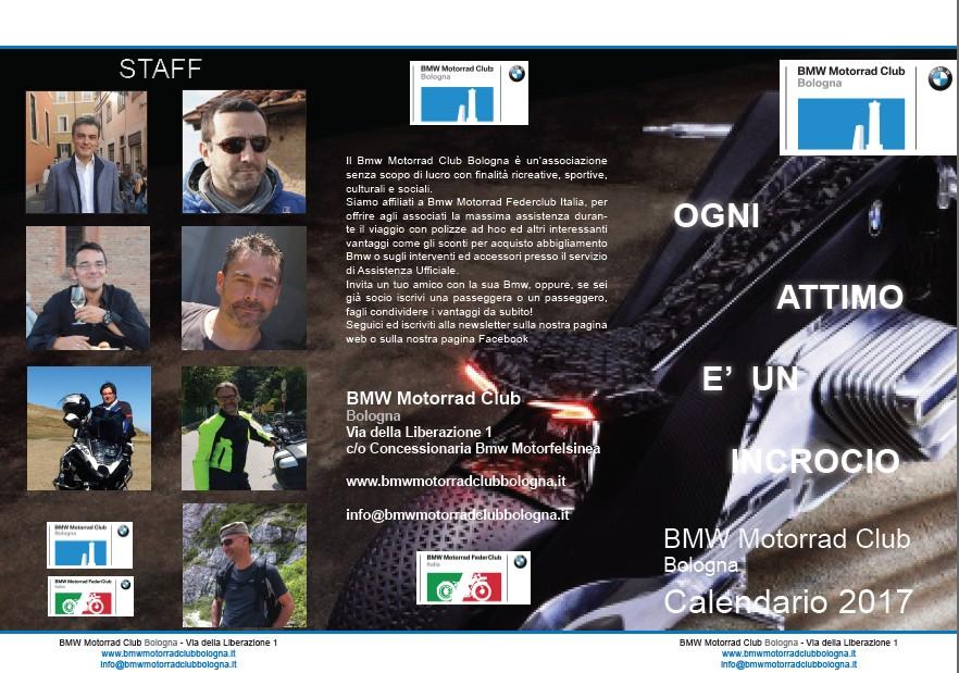bmw motorrad club bologna | enrico malpezzi, autore a bmw motorrad