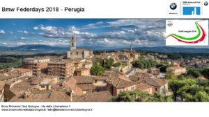 BMW FederDays a Perugia