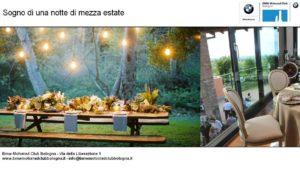 Sogno di una notte di mezza estate - Gadget 2018 @ Agriturismo il Primo FIore | Montebudello | Emilia-Romagna | Italia