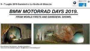 BMW DAYS 2019 - La Grotta di Ghiaccio e Monaco di Baviera
