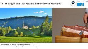 Val Pesarina ed il Profumo di Prosciutto