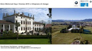 Bmw Days 2019 a Vicenza e Altopiano di Asiago - 7 aprile 2019