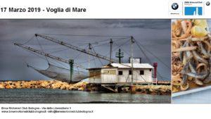 Voglia di pesce e di due ruote - OSTERIA CAPO NERO Cesenatico @ Osteria Capo Nero